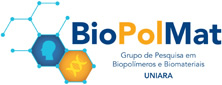 Logotipo do BioPolMat