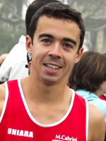 Foto do atleta Marcelo Cabrini