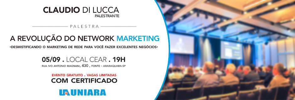 A Revolução do Network Marketing