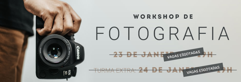 Workshop de Fotografia